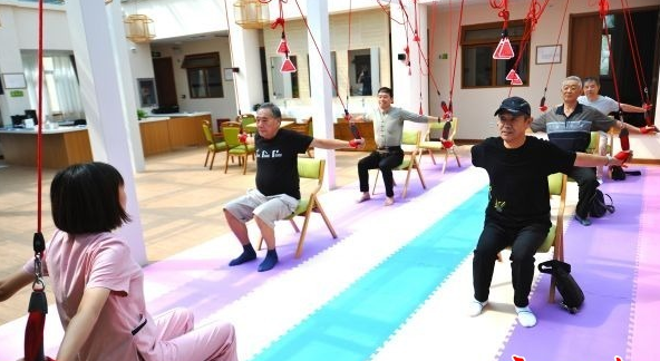 12个区级betway体育手机版平台建成,武汉打造一刻钟养老圈